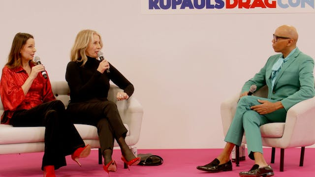 RuTalks: Bananarama at DragCon UK 2020!