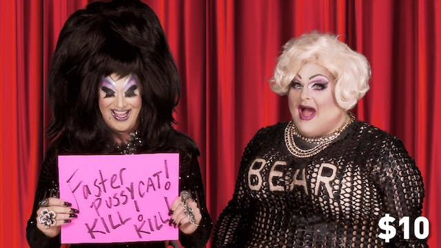 Peaches Christ and Lady Bear - Bestie...