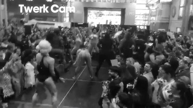Big Freedia Twerk Off: RuPaul's DragCon NYC 2017