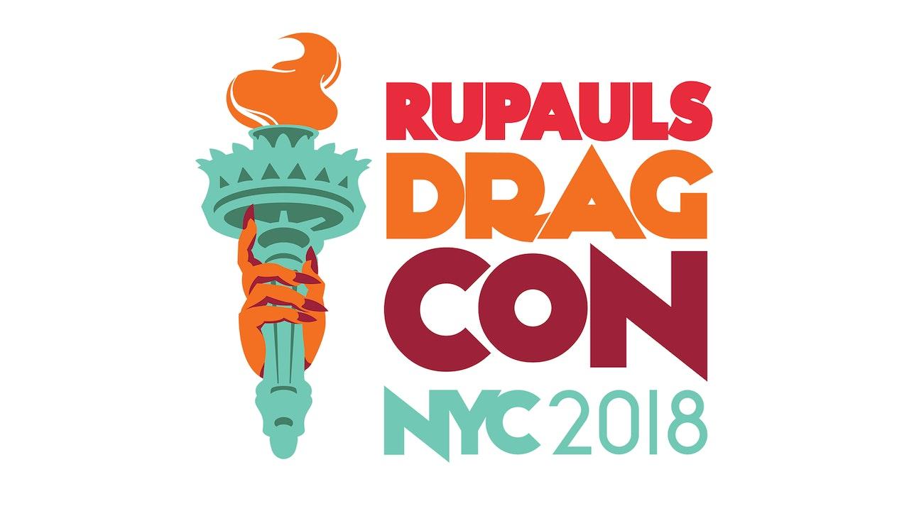 RuPaul's DragCon NYC 2018