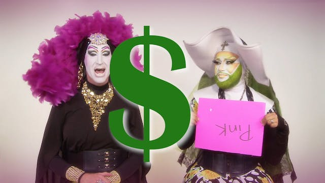 Sister Roma & Sister Bearonce: BE$TIE...