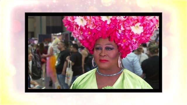 The Looks of RuPaul's DragCon LA 2017: M.U.G. 112