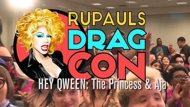 Aja and The Princess LIVE At DRAGCON ...