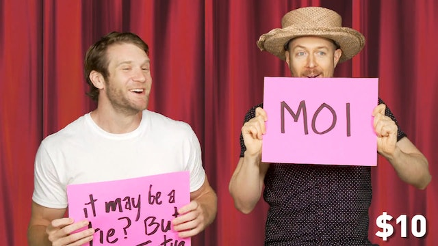 Colby Keller & Justin: Be$tie$ for Ca$h 117