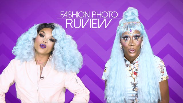 Werq The World Tour: Fashion Photo Ru...