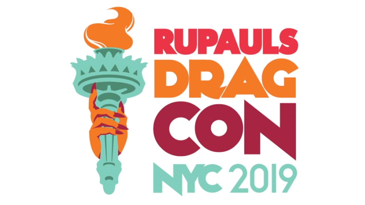 RuPaul's DragCon NYC 2019