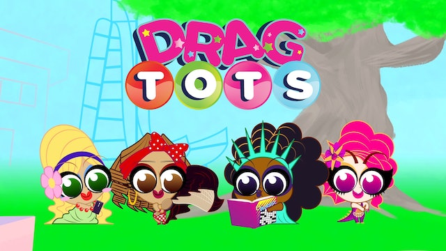 Coat of Many Colors: Drag Tots 108