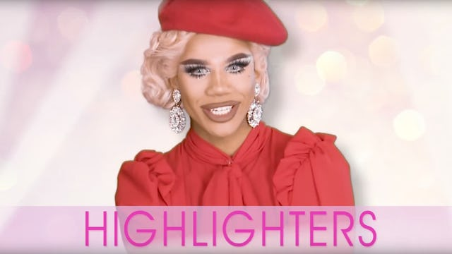 Highlighter Challenge: M.U.G. 108