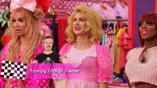 RuPaul's Drag Race Extra Lap Recap - WOW Presents Plus
