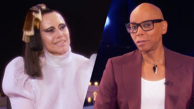 RuPaul Interviews Susanne Bartsch, New York Icon: WOW Presents Extras
