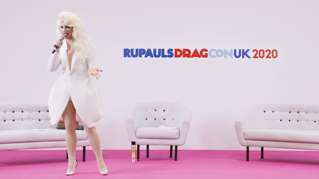 JewTorials at RuPaul's DragCon UK 2020!