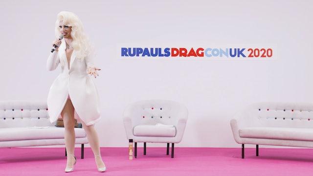 JewTorials at RuPaul's DragCon UK 2020!