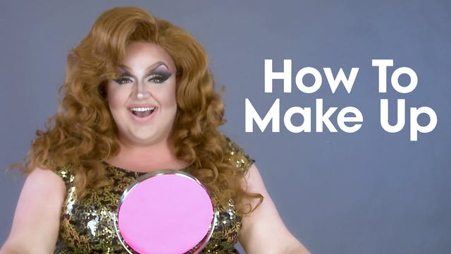 Eureka: How To Makeup 215