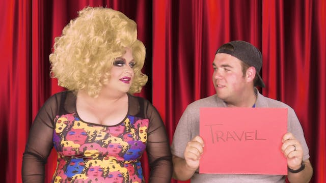 Ginger Minj & Chris