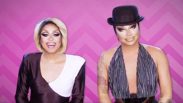 All Stars 3 Red Carpet: Fashion Photo RuView 504