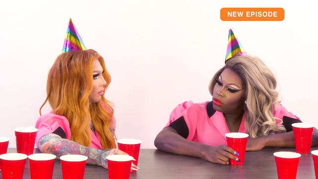 Can the Queens Play Drinking Games?