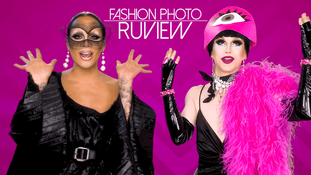 RuPaul's Drag Race Season 11 Episode 1: Fashion Photo RuView 610