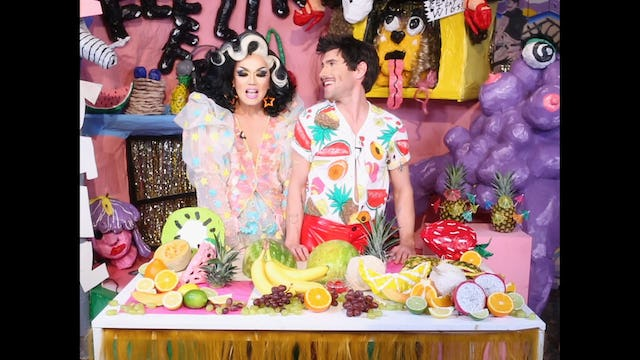 Manila Luzon: Feelin' Fruity 104