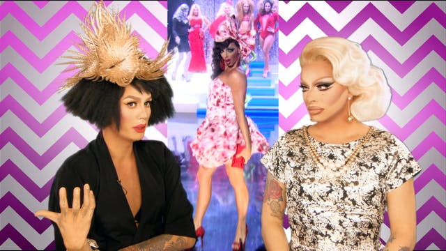 All Stars 4 Episode 6: Fashion Photo RuView 604 - Fashion