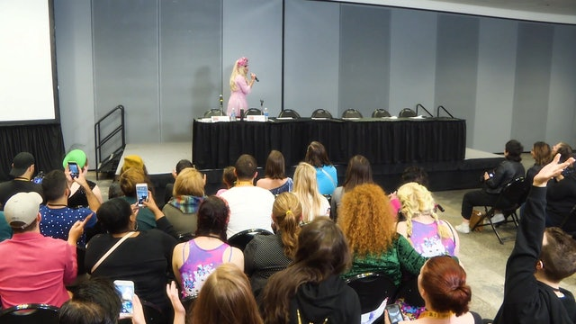 UNHhhh Panel: RuPaul's DragCon NYC 2017