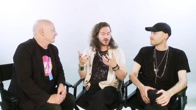 Interview w/ Susanne Bartsch Documentary Directors Anthony&Alex