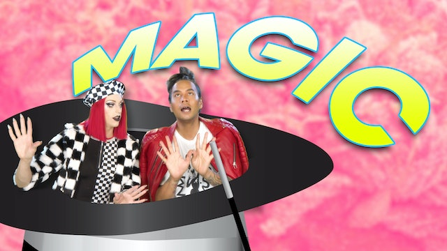 Magic with Raja