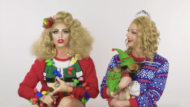 Bloopers Part 10 with Laganja