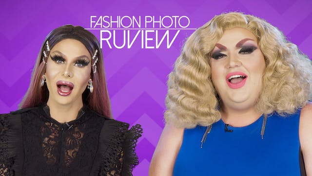 Trinity and Eureka: Fashion Photo RuV...