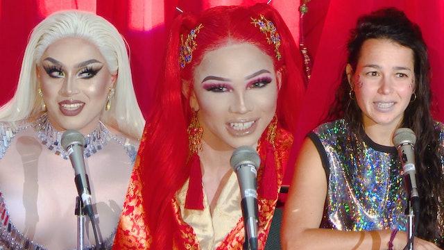 Facetune: RuPaul's DragCon LA 2018