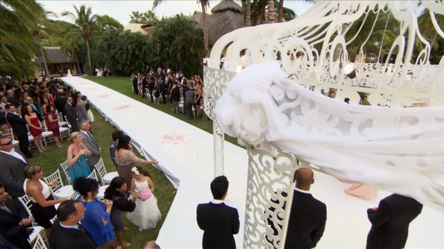 Mario and Courtney's Wedding Fiesta: WOW Presents Clips 107