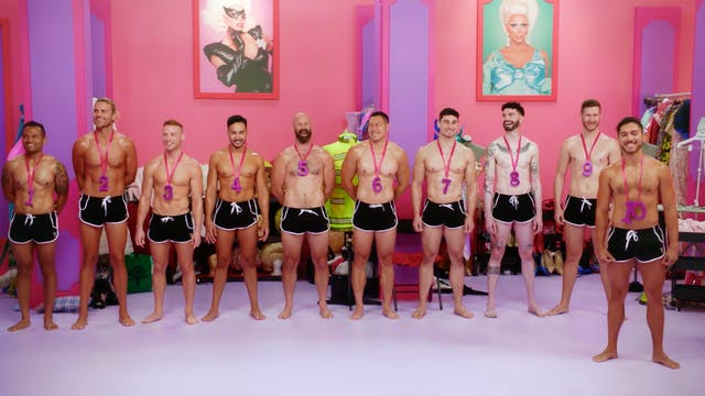 RuPaul's Drag Race Down Under: The 12...