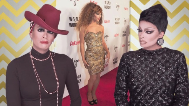Past Queens at the Grand Finale