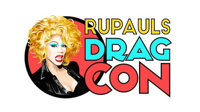 RuPaul's DragCon LA 2017