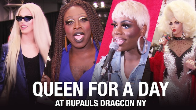 Queen For A Day: DragCon NYC 2018