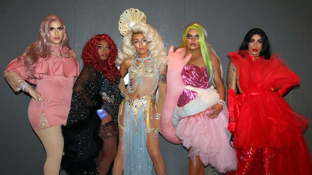 Ayo Sis Panel DragCon NYC 2018