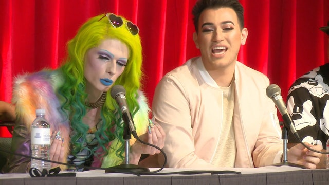 #Famous; Social Media Secrets with Patrick Starrr, Todrick Hall and Manny MUA!