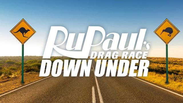RuPaul's Drag Race Down Under Queen Reveal