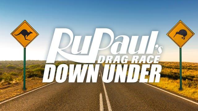 RuPaul's Drag Race Down Under Queen R...