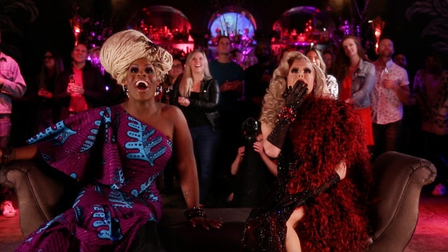 BEHIND THE SCENES: All Stars 4 Live Crowning