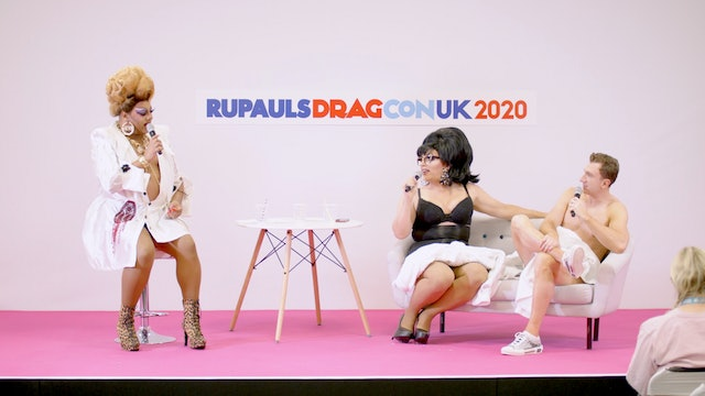 This is Shit at RuPaul's DragCon UK 2020!
