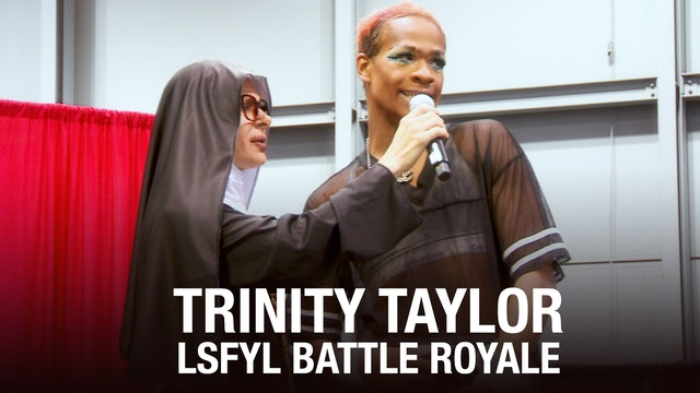Trinity Taylor Lip Sync For Your Life Battle Royale: DragCon NYC 2018