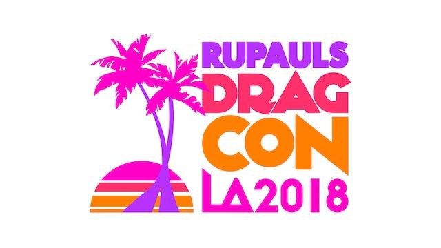 RuPaul's DragCon LA 2018