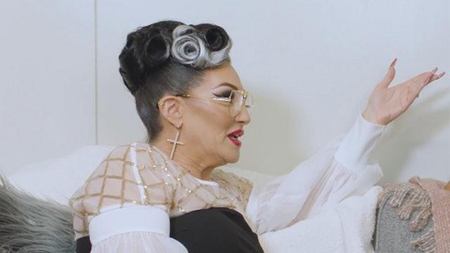 SPOILER ALERT: Michelle Interviews the Third Eliminated Queen