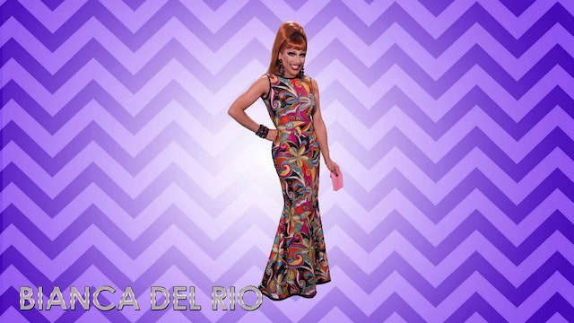 Drag Queens of Comedy: Fashion Photo RuView 108