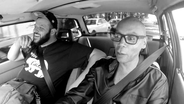 Daniel Franzese: RuPaul Drives 107