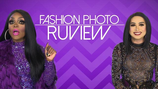 Mayhem Miller and Ongina: Fashion Photo RuView 542