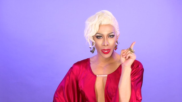 Drag Race Thailand's Pangina Heals: How To Say 'YASS' in Thai