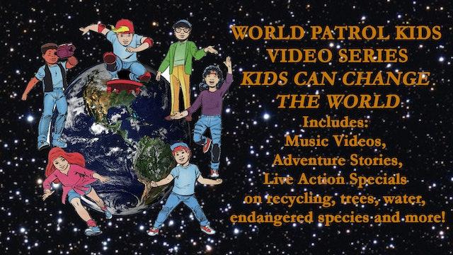 WORLD PATROL KIDS Subscription