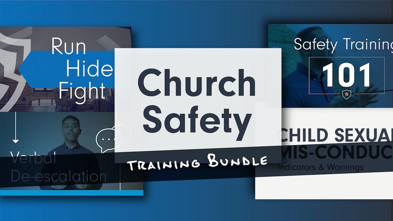 Church Safety Training Bundle