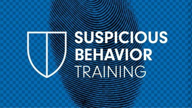Responding To Suspicious Activity